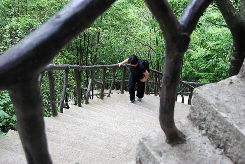 k94 - Chunlin Climbs the Stairs