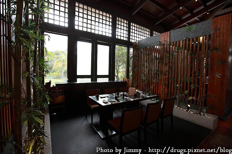 台南  桂田酒店 本家日式庭園 日本料理