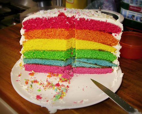 Day 77 - Rainbow