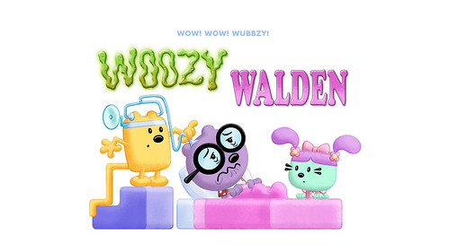 Photoset title cards wow wow wubbzy season two by fred seibert