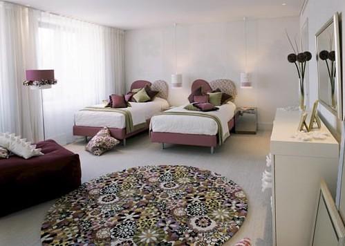 quarto de solteiro decorado