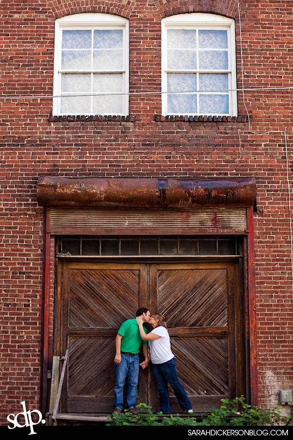 Crossroads Art District, Kansas City Missouri engagement photographers