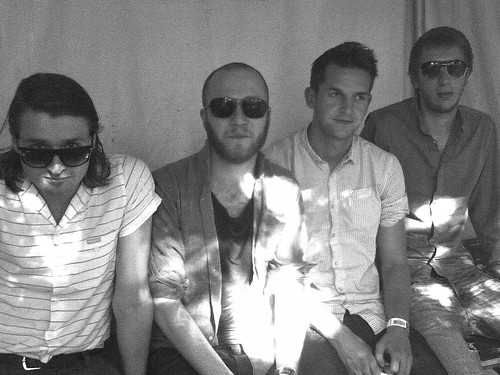 Wild Beasts at Lollapalooza