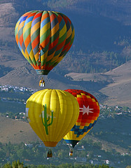 What Goes Up... (D Cunningham) Tags: balloons nevada hotair reno ljomi dcunningham