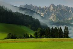 Dachstein morning (David Butali) Tags: morning moun