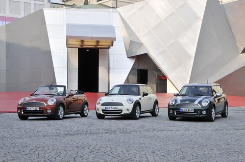 MINI Cooper D Clubman, Hatch & Cabrio