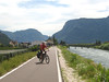 La ciclovia dell'Adige è stupenda