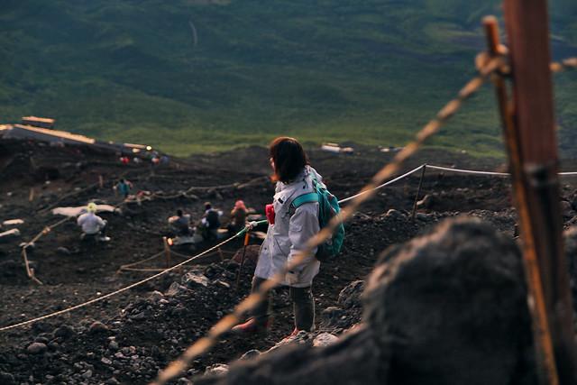 trip to Mt Fuji