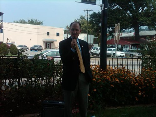 State Senator Jeff Kessler