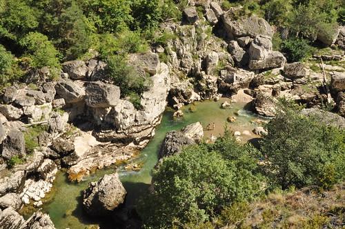 Pas de Souci - Gorges du Tarn