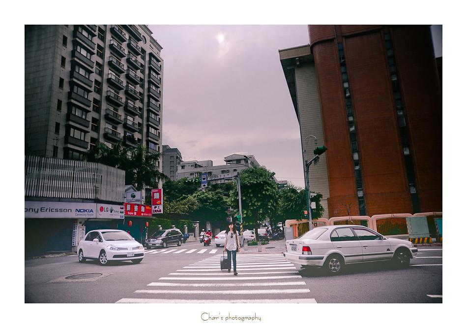 8月(一)城市旅行
