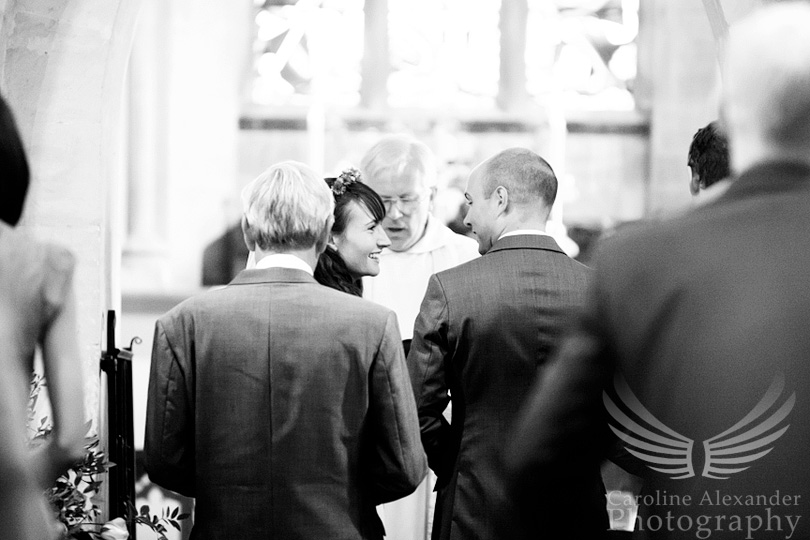 Preston Church Gloucestershire Wedding Photographer 12