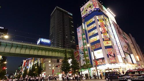 La Historia de Akihabara