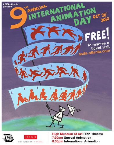 International Animation Day 2010