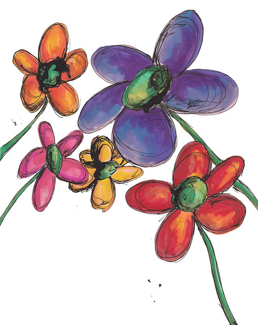 WILDflowers - 01