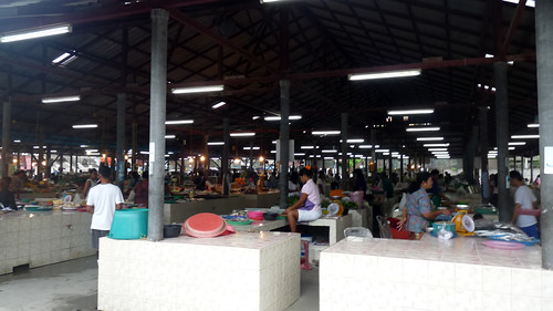 Koh Samui Meanam Morning Market サムイ島メナムの朝市