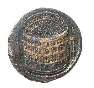 sesterzio 80 d.C.