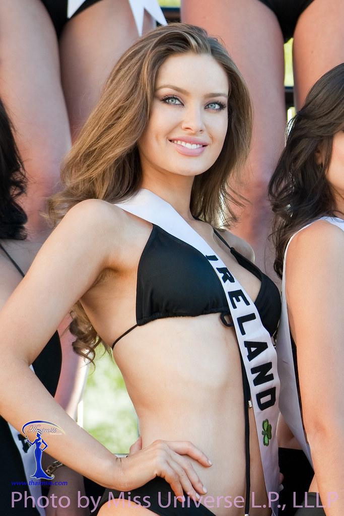 Miss Universe bikini Ireland Rozanna Purcell