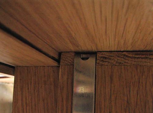 door in frame test fit