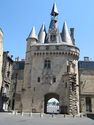 Porte à Bordeaux