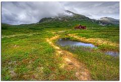 Hytte (Mariusz Petelicki) Tags: norway norge cottage summerhouse hdr hytte 3xp norwegia mariuszpetelicki