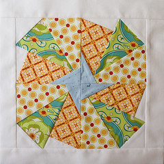 block for Kate (mintyfreshflavor) Tags: sewing explore quilting blocks fos block48 twitterbee 60blocksofsummer kwinslow counterspun