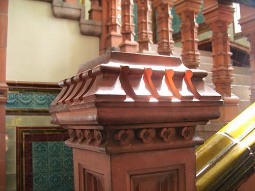 Stair Pillar