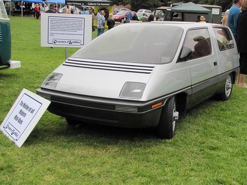 Hal Sperlich prototype mini-van