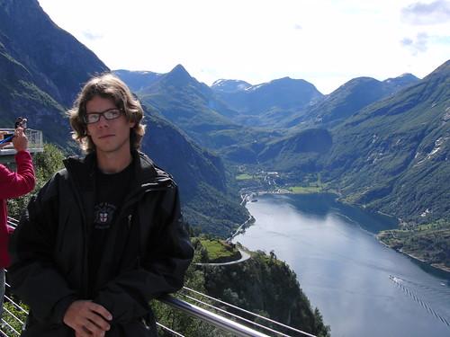 Overlook of Geiranger