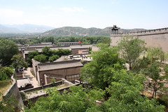 Wang's family courtyard, China (sensaos) Tags: china county compound asia courtyard wang shanxi province jia dynasty emperor azie qing kangxi wangs azië lingshi dayuan jiaqing