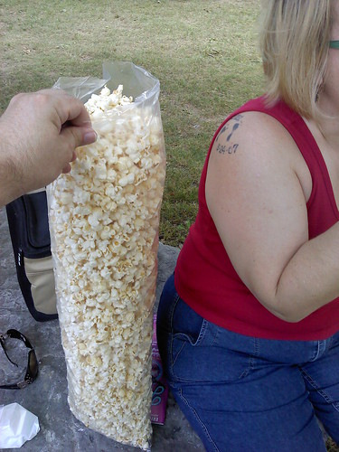 Erie County Fair: Popcorn!