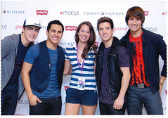 Big Time Rush (GabbyDiTullio) Tags: new york city nyc square james big time carlos rush macys pena schmidt logan henderson kendall herald maslow btr 81510