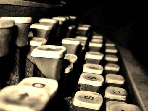 Antiguo escribir