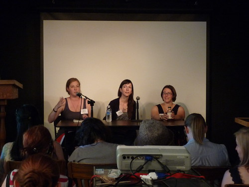 Taking It To The Next Level: Lauren Venell, Jenny Hart and Andrea Porter