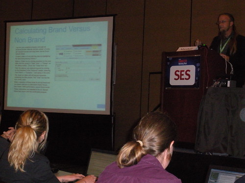 Meaningful SEO Metrics at SES San Francisco