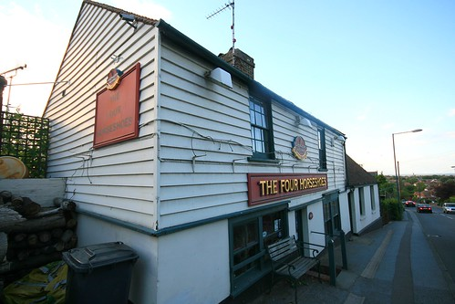 The Four Horseshoes, Whitstable