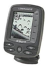 Lowrance X50DS