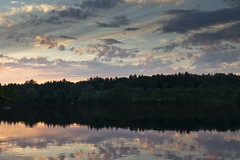 (MACPIT) Tags: sunset 150 zrich a550 sonyalpha550 kaztensee macpit