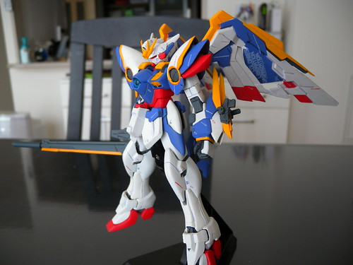 XXXG-01W Wing Gundam early type