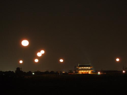 平城宮跡夏季フェア「光と灯りのフェア」-25