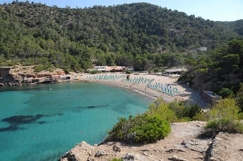 View on Benirra beach