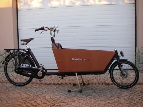 Looong box bike