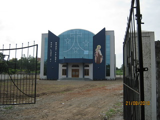 Our Lady of Mount Carmel, on Talegaon Chakan Road, Talegaon - Diocese of Poona (www.poonadiocese.org)