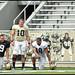 USMA Army football scrimmage (Danny Wild) Matt Campbell, Chip Bowden, Jonathan Bulls