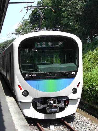 西武鉄道30000系電車/Seibu Railway 30000 Series EMU