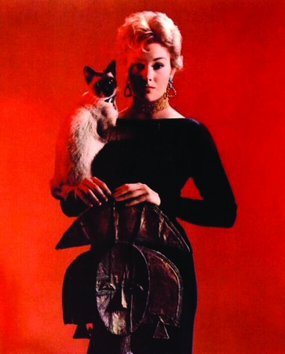 """kim novak in """"Bell, Book & Candle"""""""