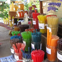 Farmer's Market: Honey sticks