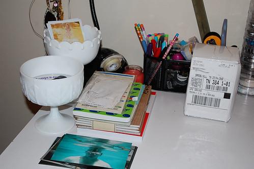 Kaelah's Desk
