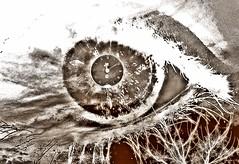 Atardecer dimórfico, ciudad irregular, ojos sin tiempo... (conejo721*) Tags: argentina ojo reloj palabras mardelplata tiempo irregular sentimiento poesía poema conejo721