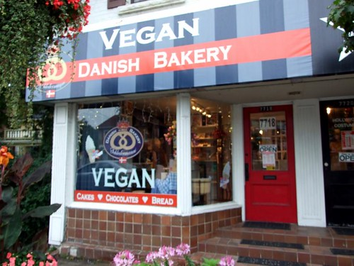 Vegan Danish Bakery